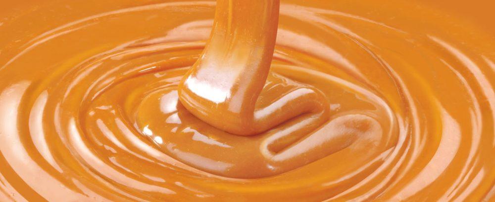 Caramel Pour