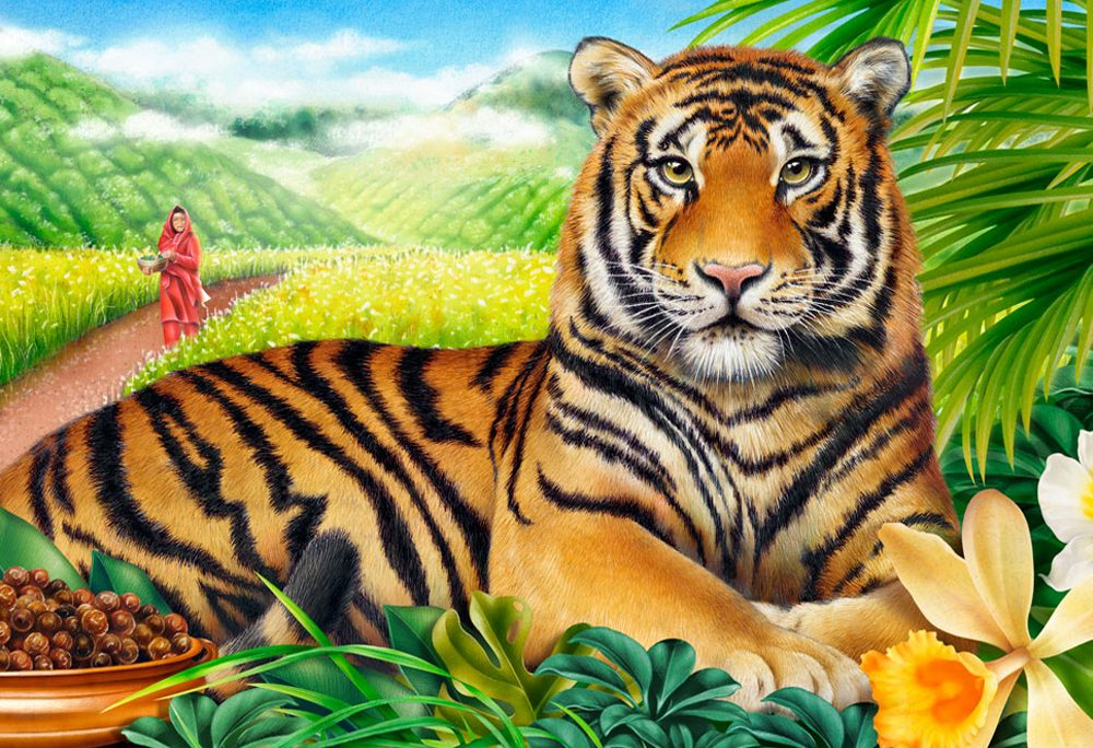Bengal Tiger Jungle Tea